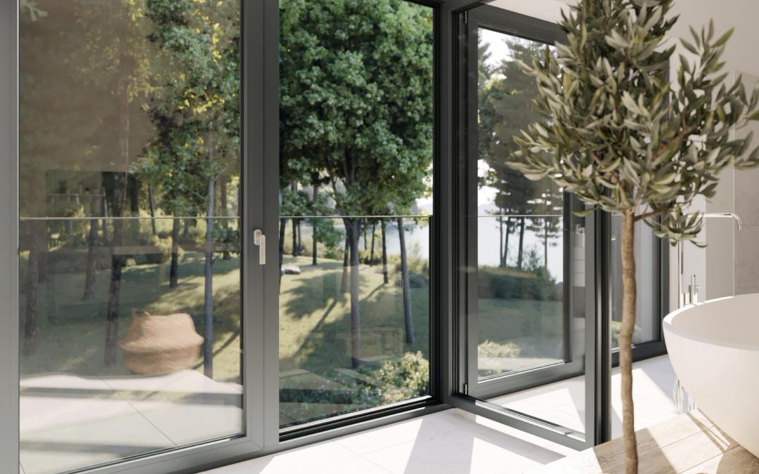 DL Konstrukcijas piedāvā franču balkonus